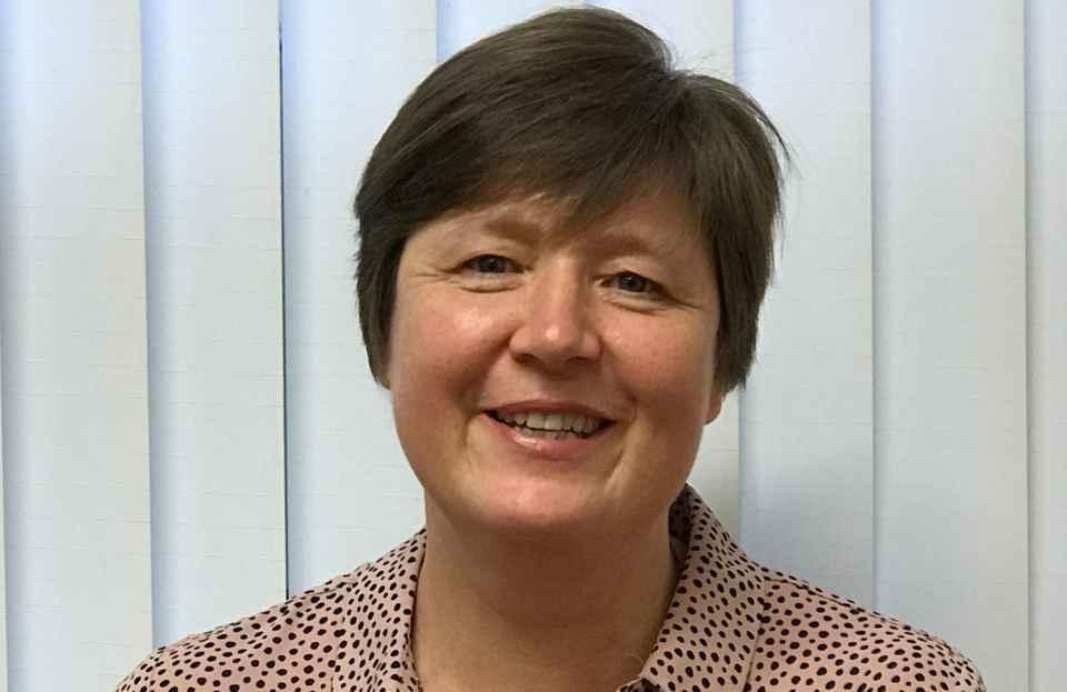Sue Gollins - Recruitment Officer